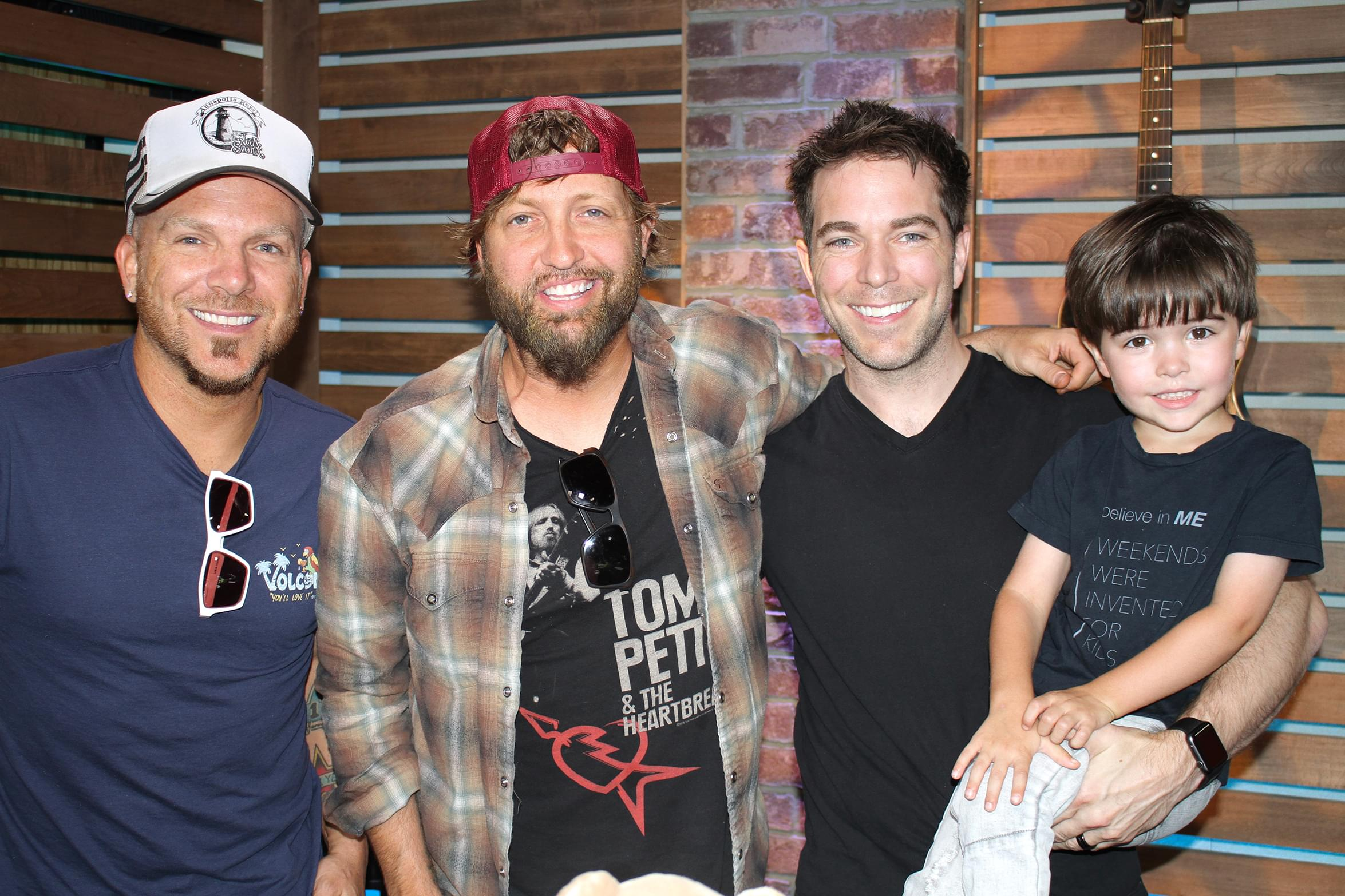 LOCASH Donates $1,000 to Rally Around Radley Diaper Drive, Plays Diaper Games, Talks New Music & MORE