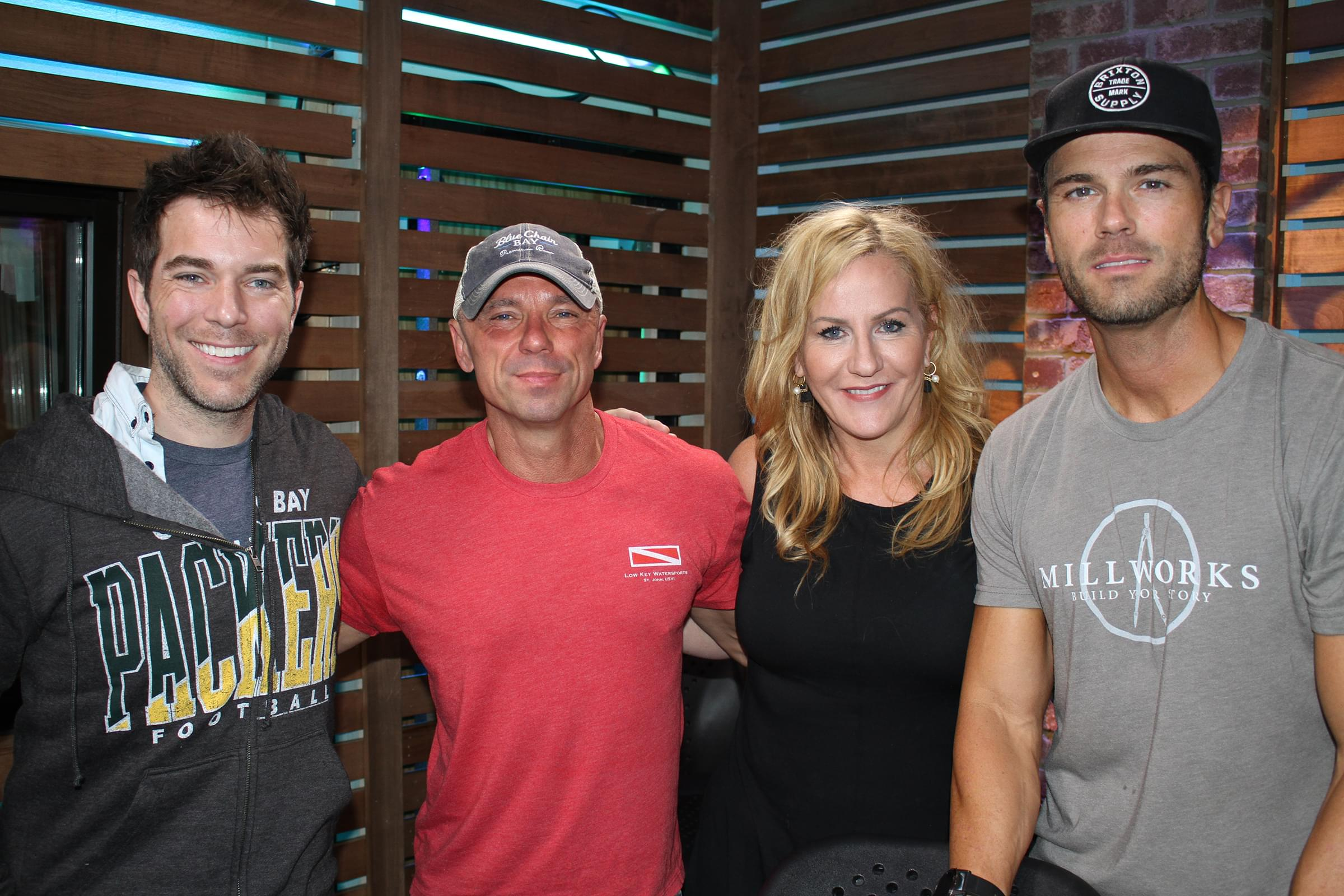 "Kenny Chesney Explains How ""Songs for the Saints"" Came to Be, Gives an Update on the Islands, Almost Cancels a Show for Kelly Ford & MORE"