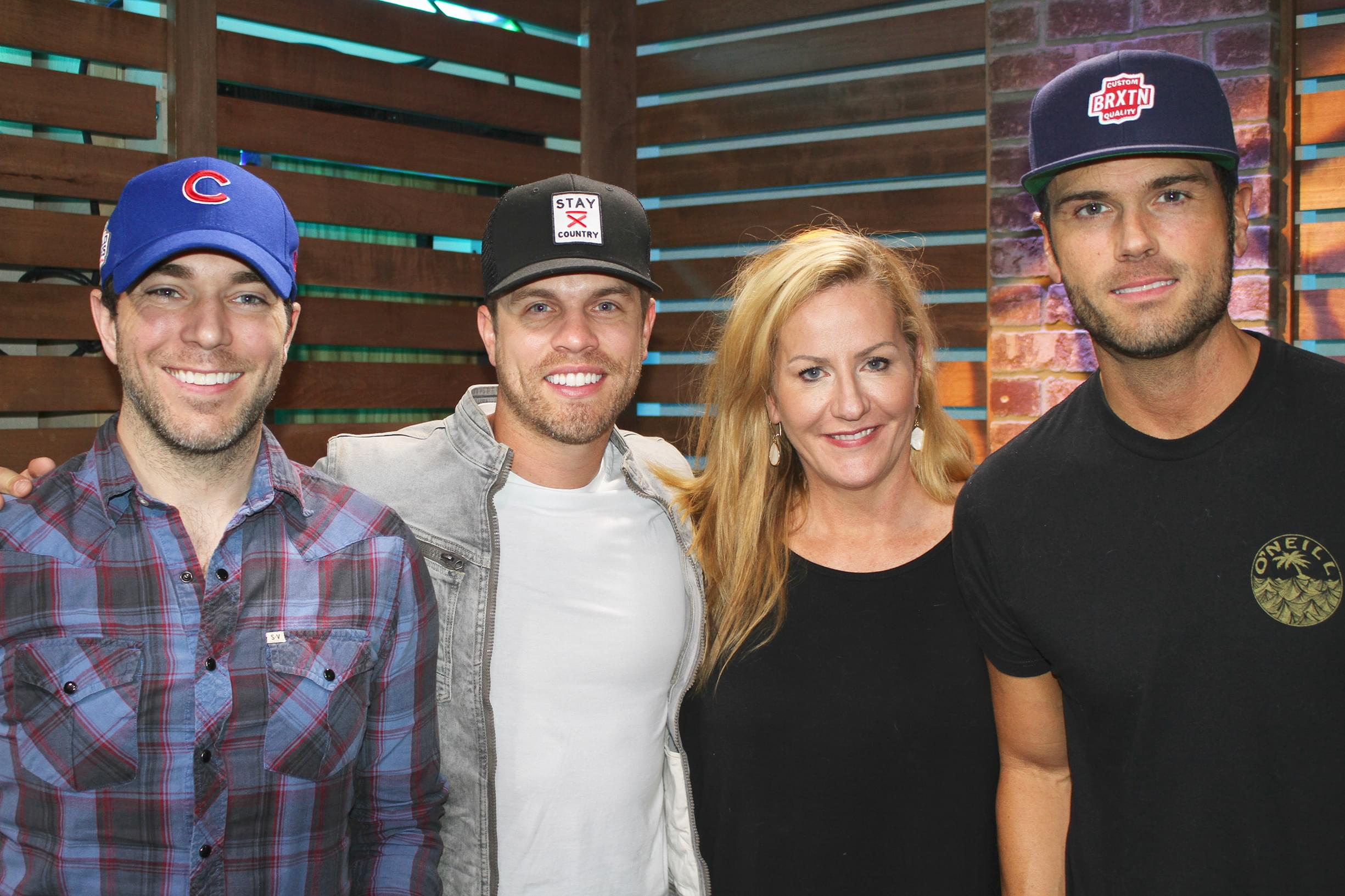 Dustin Lynch Tells a Ghost Story, Talks Being Inducted as a Member of the Grand Ole Opry & MORE