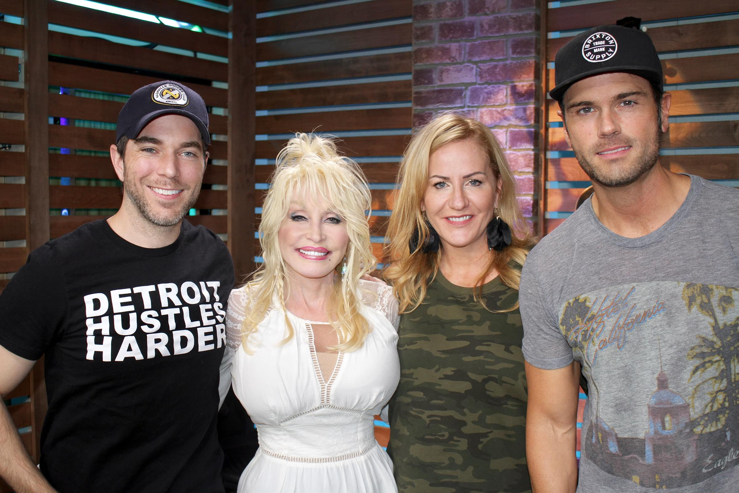 "Dolly Parton Shares Her Latest Project ""Dumplin',"" Discusses Her Most Embarrassing Moment, Talks Imagination Library & MORE"