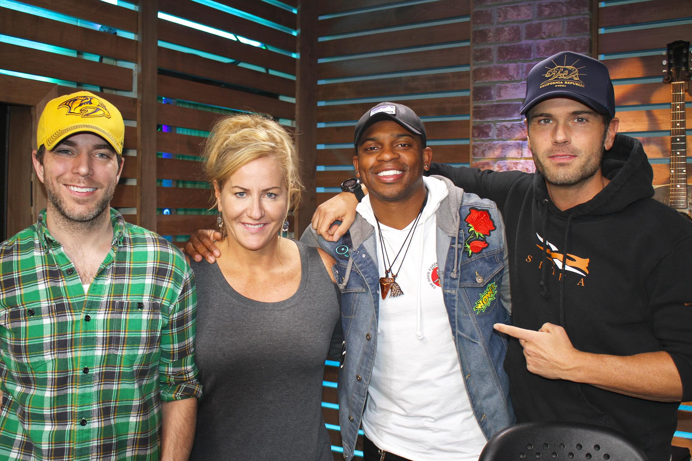 Jimmie Allen Discusses New Album, Racism in Country Music, Recording a Keith Urban Song & MORE