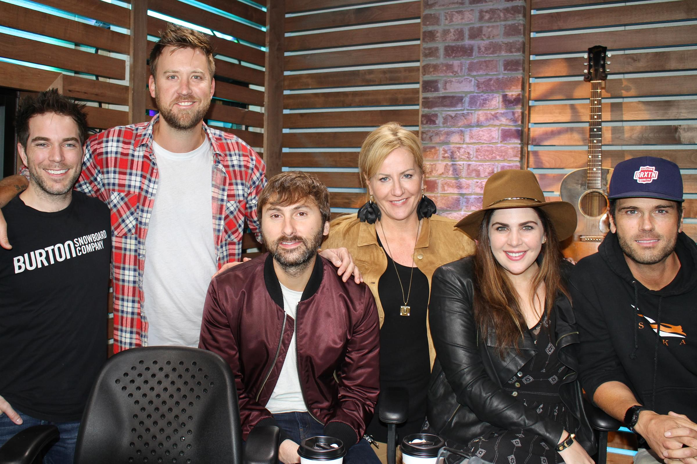 Lady Antebellum Gives New Details on Their Vegas Residency, Talks New Music, Shares Halloween Thoughts & MORE