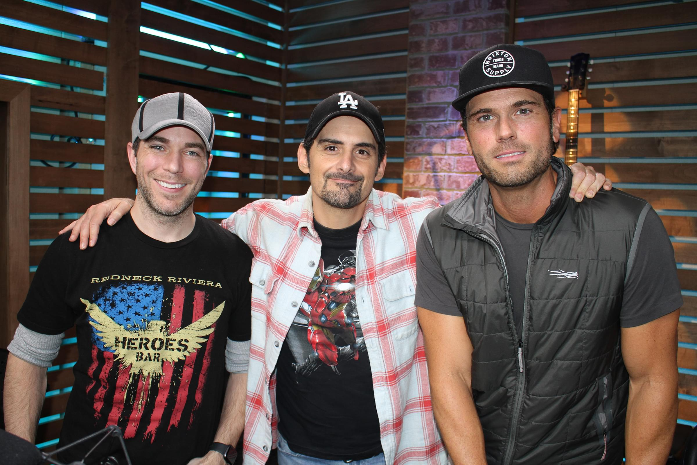 In Case You Missed It… Brad Paisley Co-Hosted the Show Ahead of Hosting the CMA Awards