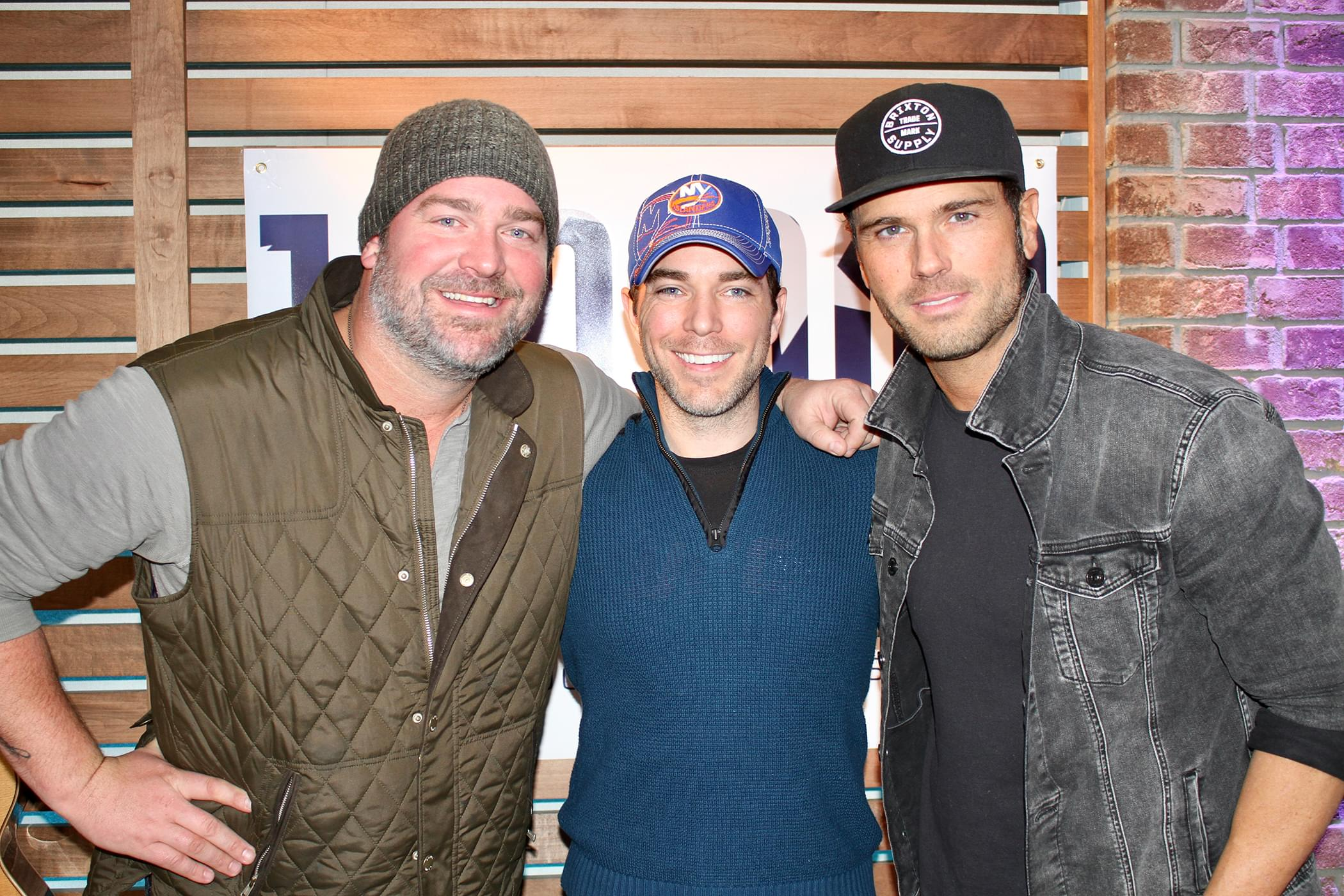 """Lee Brice Invites Chuck Wicks to Join Him in Japan to Perform for Our Troops, Talks New Song """"Rumor,"""" & MORE"""