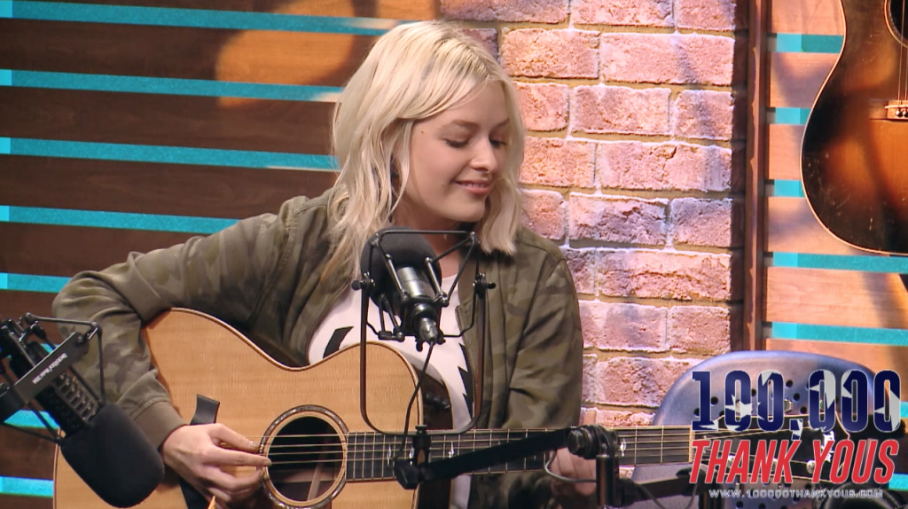 """Savannah Keyes Explains USA Network's """"Real Country,"""" Performs Hypocrite & MORE"""