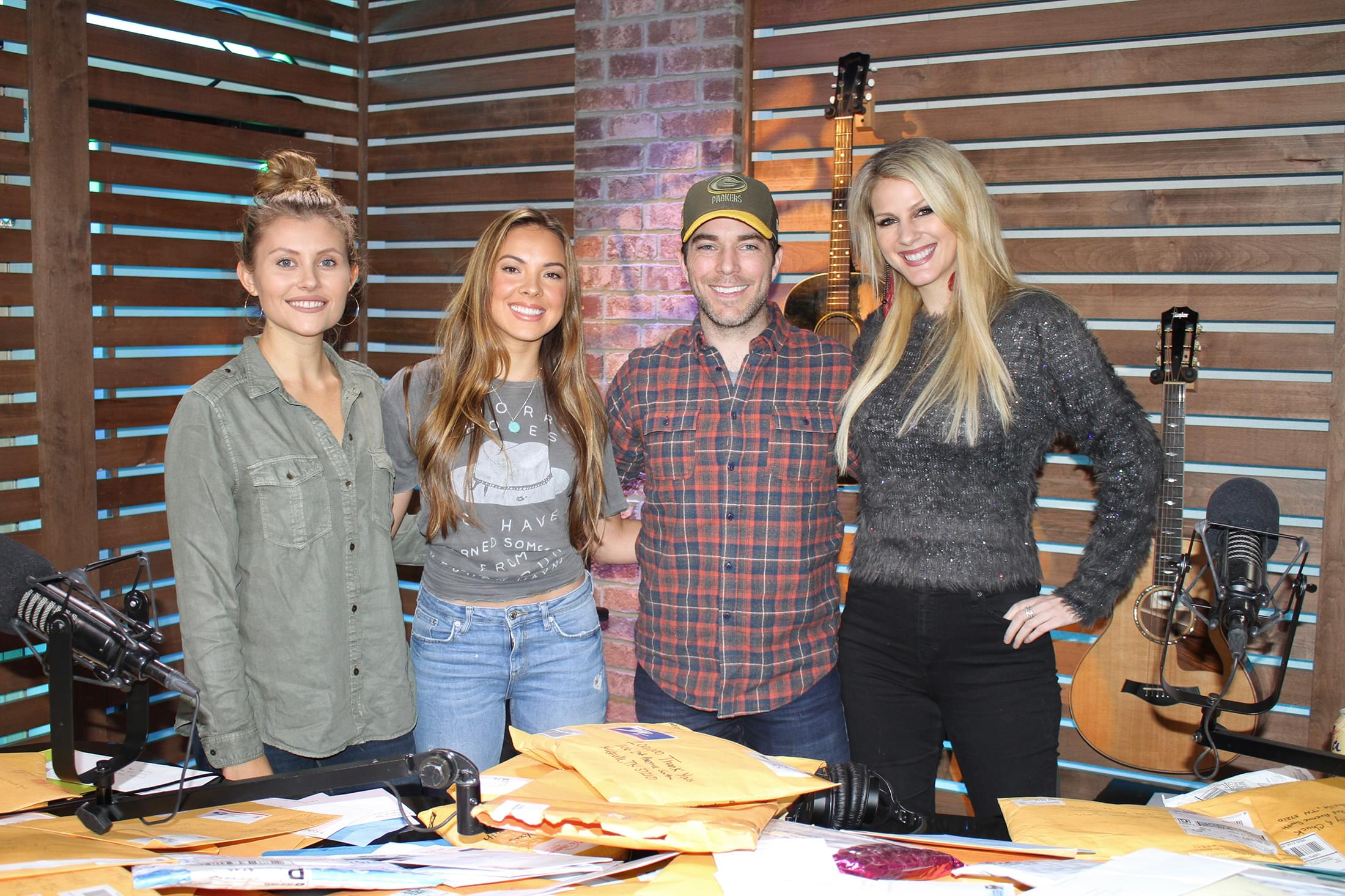Runaway June Reads Thank Yous for 100,000 Thank Yous, Talks Carrie Underwood's Upcoming Tour, New Music & MORE