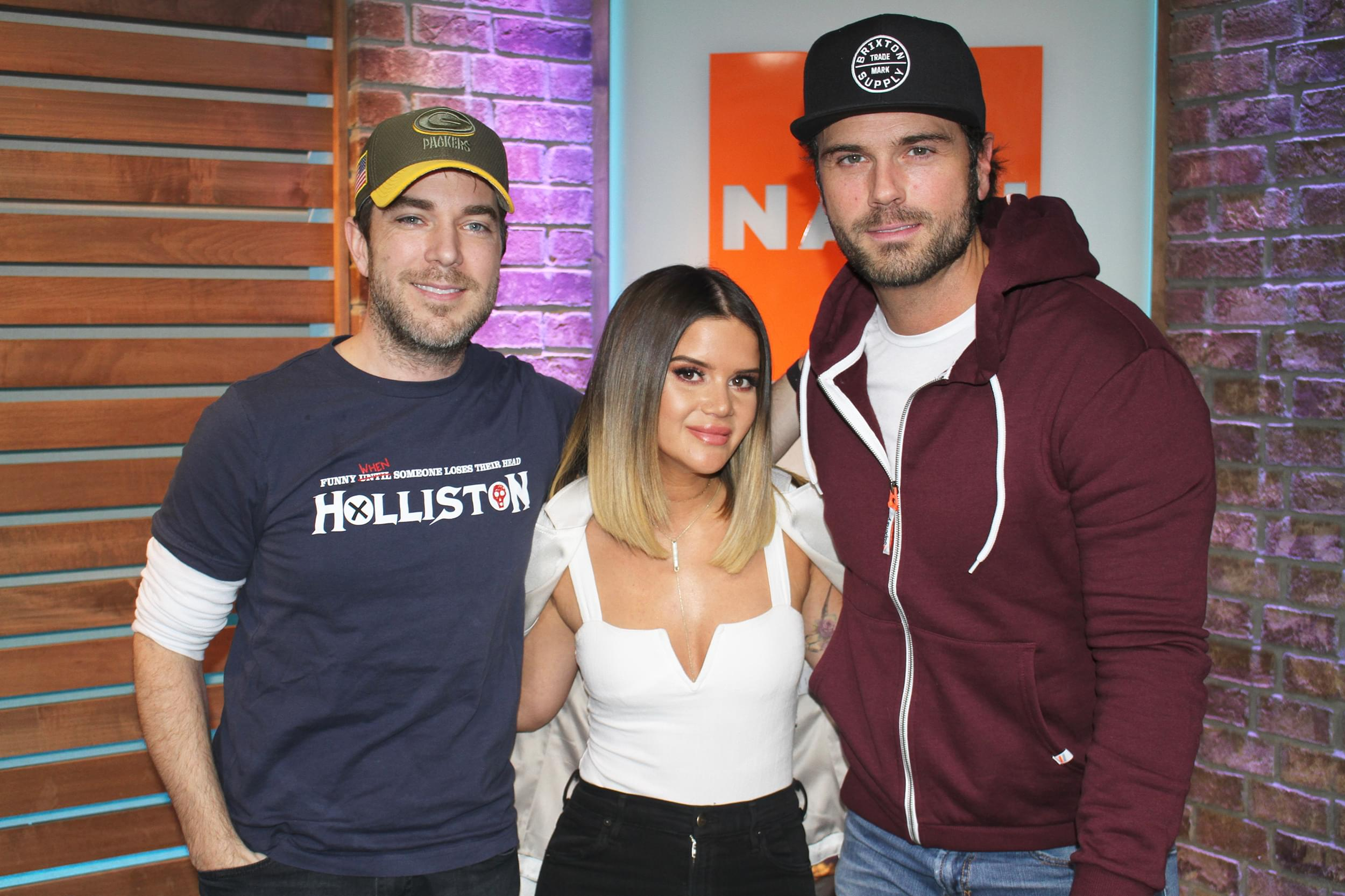 """Maren Morris Tells the Surprising Story Behind Her New Song """"GIRL,"""" Helps Ty Through a Painful Experience, Talks """"GIRL: The World Tour"""" & MORE"""