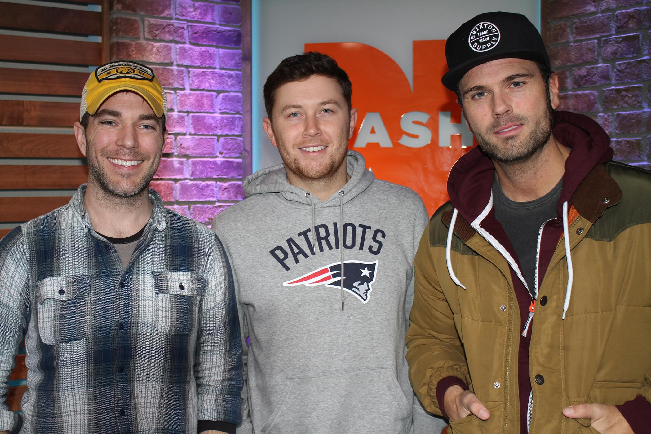 """Scotty McCreery Explains How His Wedding Became The Music Video for """"This Is It,"""" How He Became a New England Patriots Fan & MORE"""