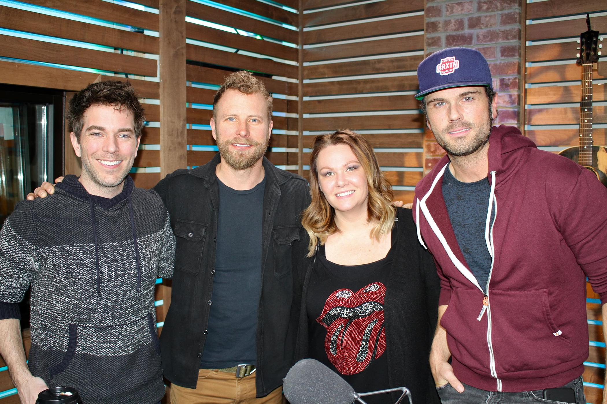 Dierks Bentley Discusses Rumored TV Shows, ACM Nominations, New Music & MORE