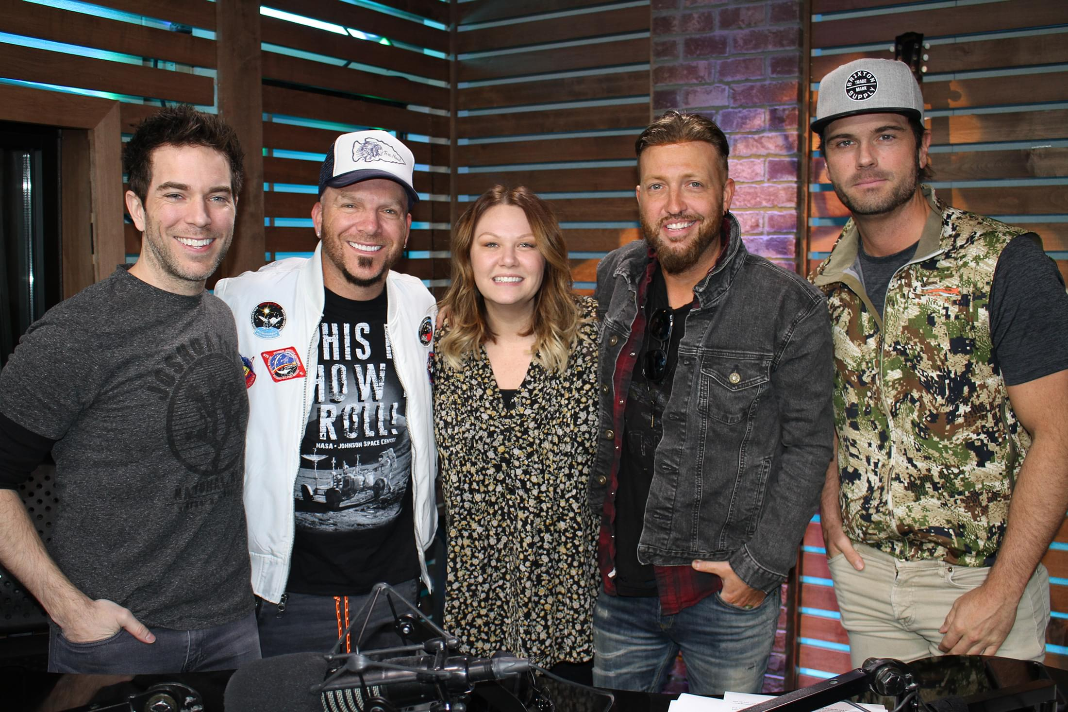 LOCASH Dives Deep Into The Tracks from Their New Album, Talks the Horrors of Working Out with Chuck Wicks & MORE