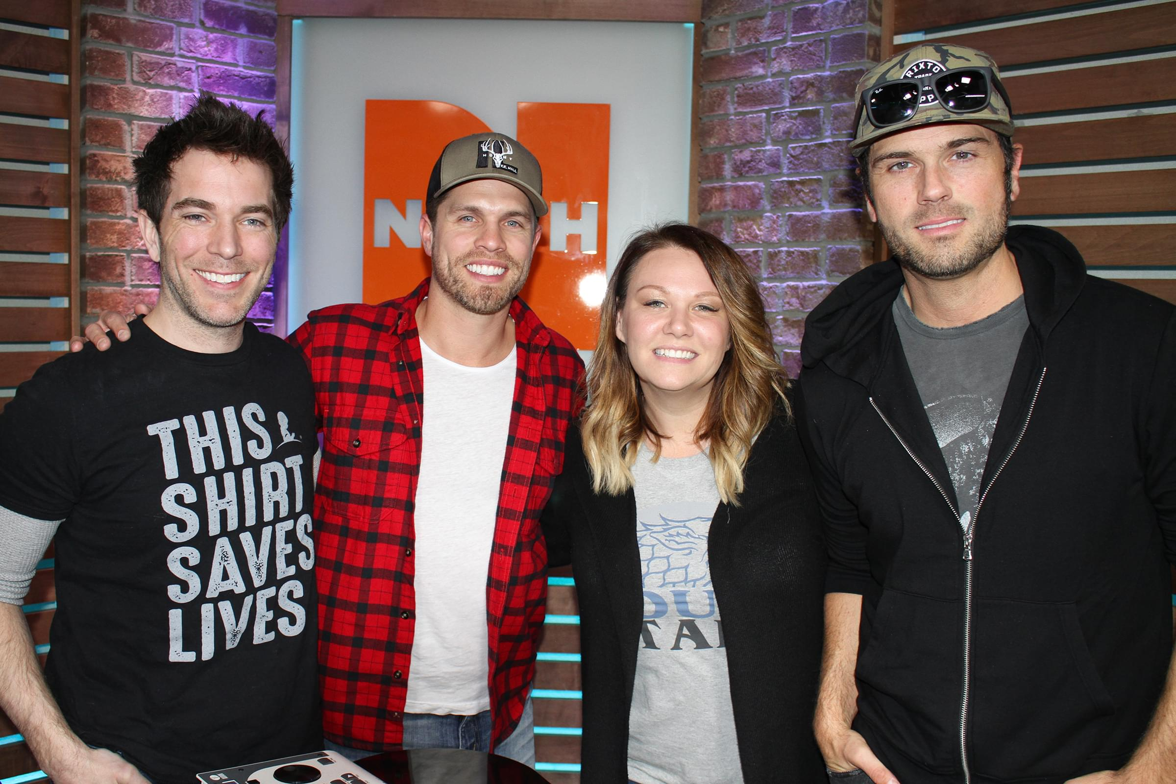 Dustin Lynch Reveals Whether He'll Follow Through with His Promise to Skydive, Shares His Favorite Room in His House, & MORE