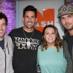 "Jake Owen Reveals His Experience Acting for the First Time in New Movie ""The Friend,"" Talks Recording New Album ""Greetings from… Jake"" & MORE"