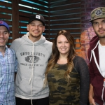 Kane Brown Explains His Accidental Baby Gender Reveal, Goes Head-to-Head with Chuck Wicks to See Who Knows More About Jason Aldean & MORE