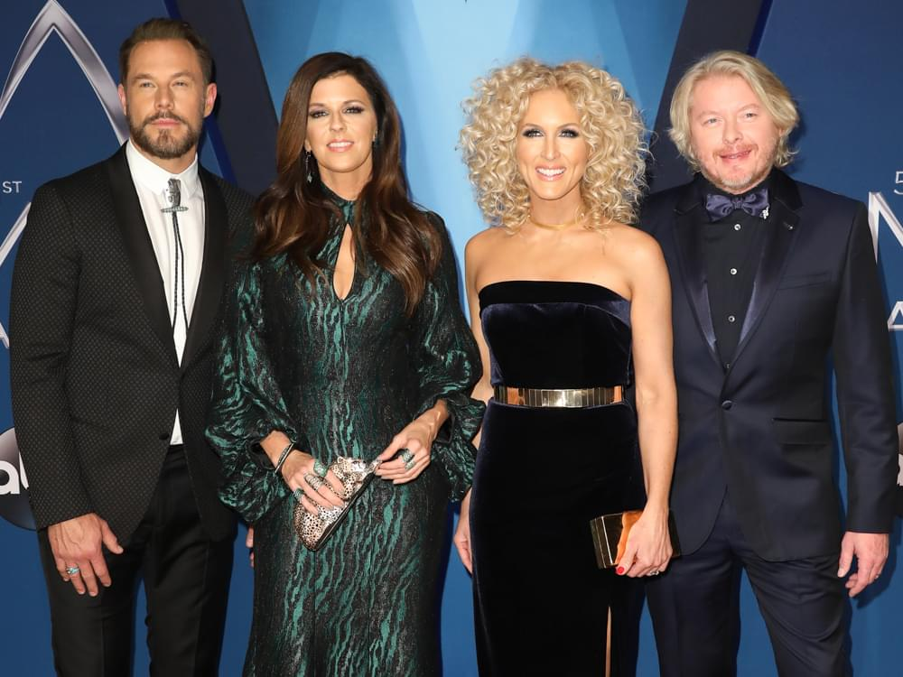 """Watch Little Big Town's Stylish Performance of """"The Daughters"""" on """"The Tonight Show"""""""