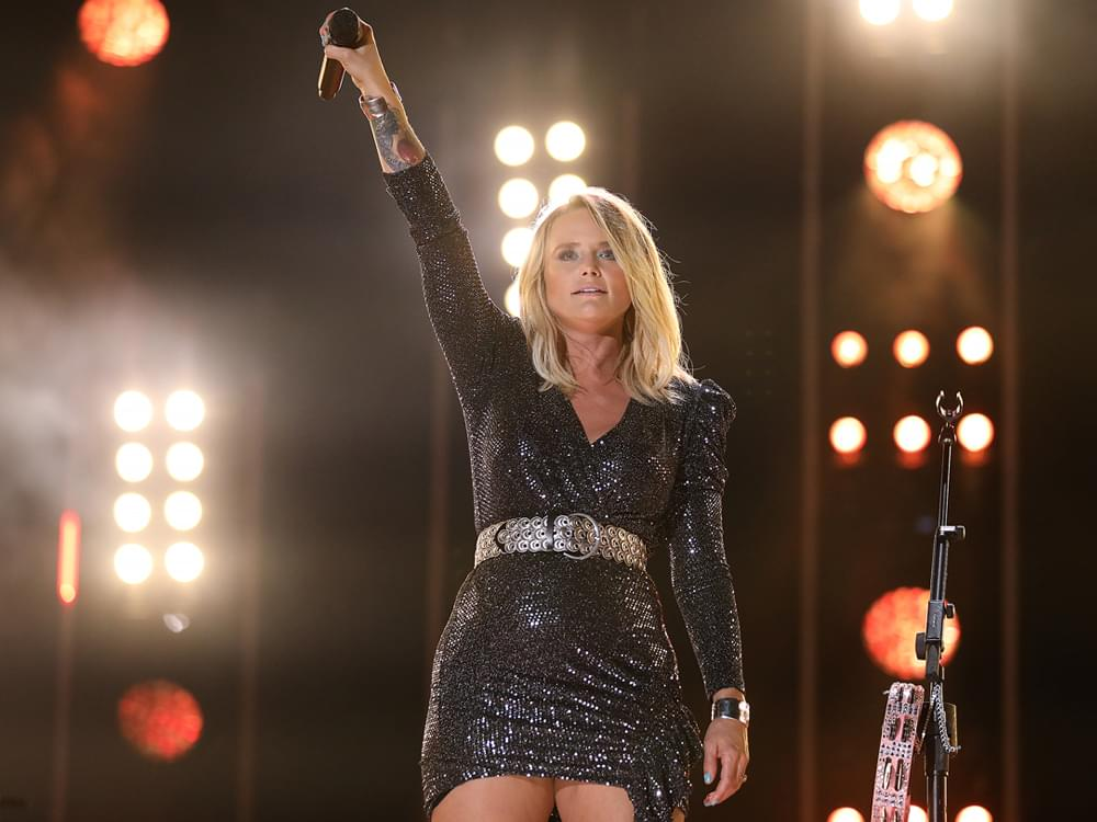 "Miranda Lambert's New Single, ""It All Comes Out in the Wash,"" Debuts in Top 20"