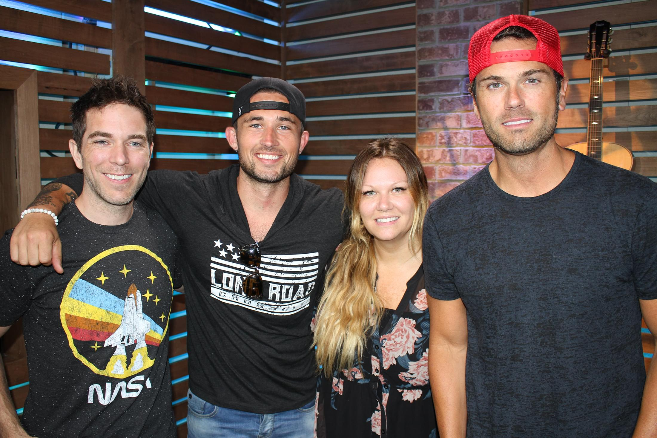Michael Ray Practices Saying His Wedding Vows with Chuck Wicks; Acts Out What the Moment Might Look Like & MORE