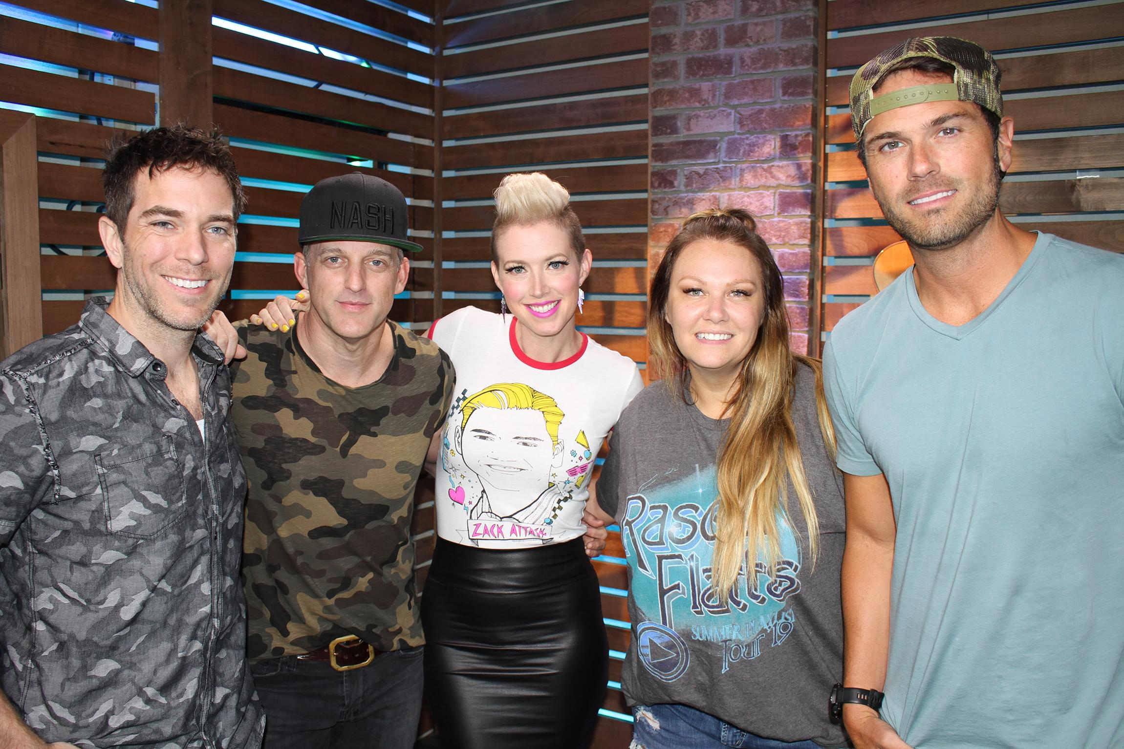 Thompson Square Talks New Music, Parenting, Flipping the Bird & MORE