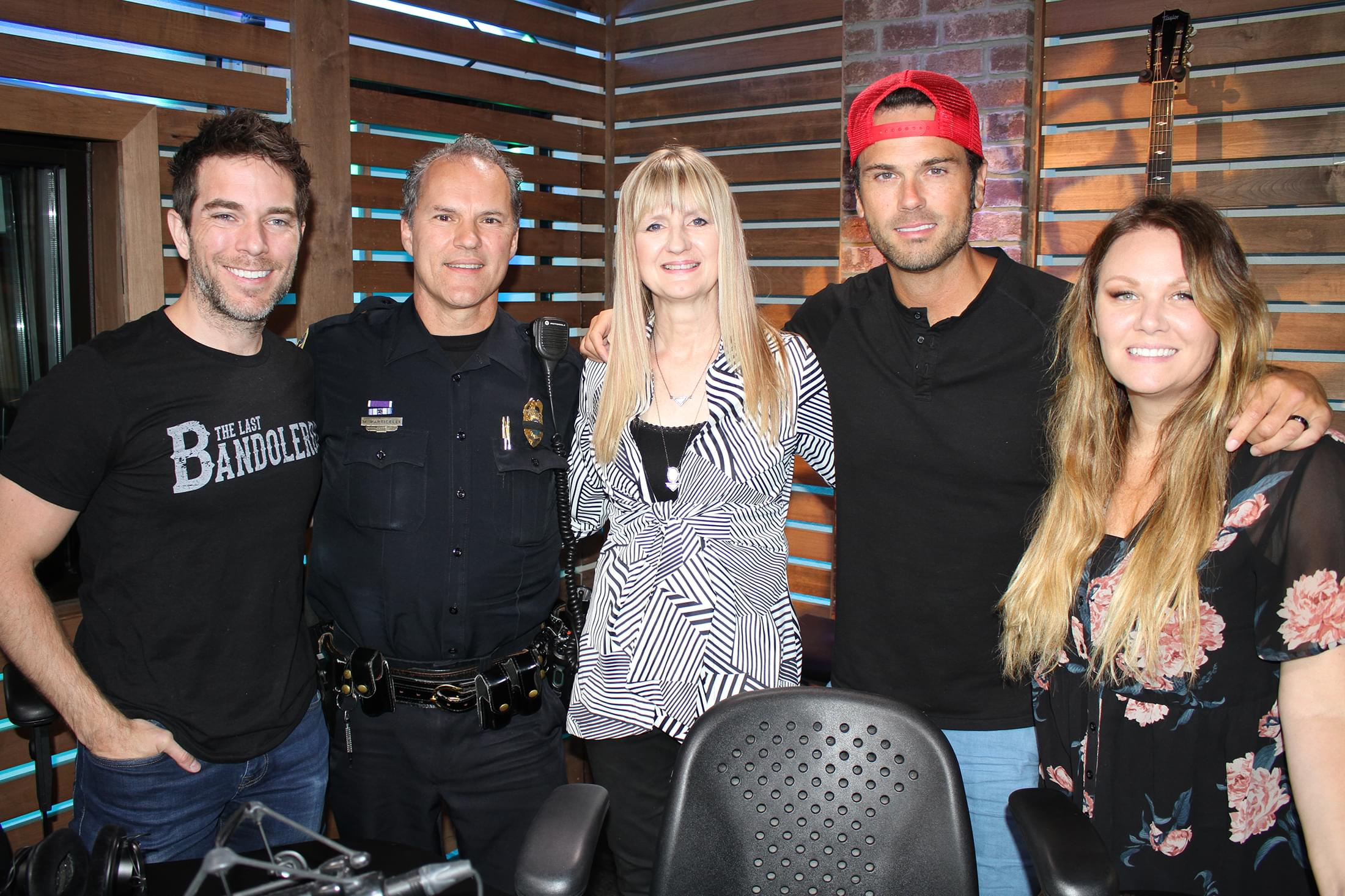 """Nashville Police Sergeant Records Song, """"We Are The Good Guys,"""" to Honor Fallen Officers"""