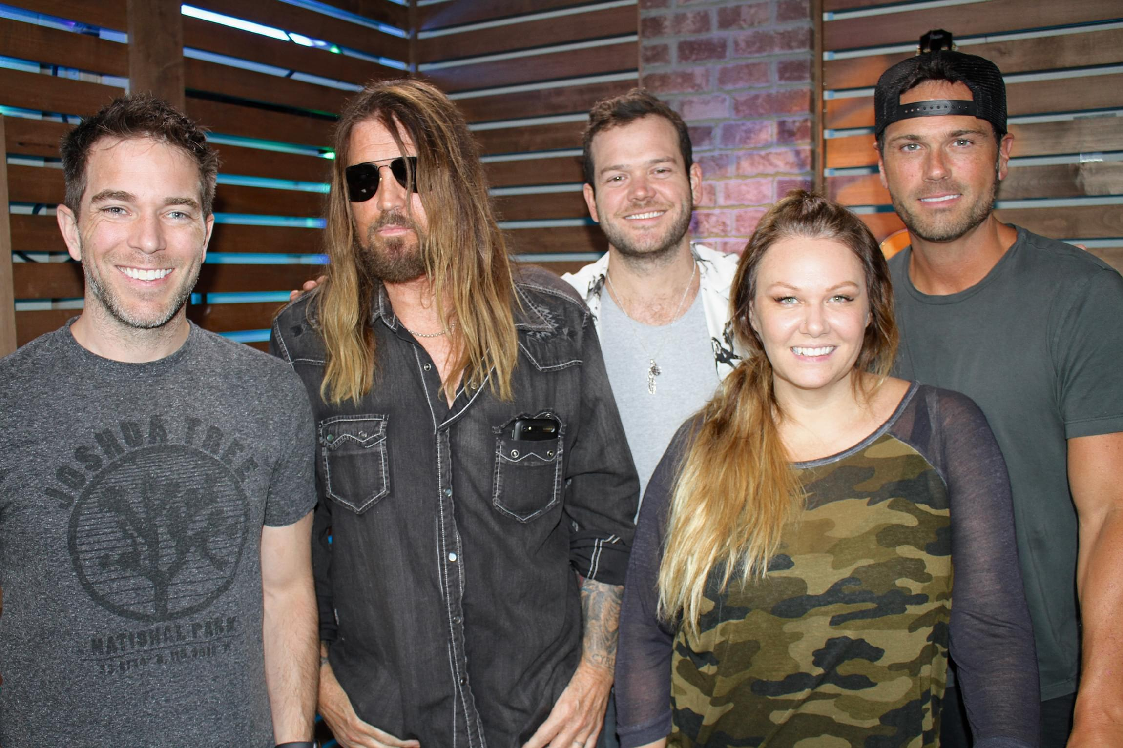 """Billy Ray Cyrus Discusses Spending 18 Weeks at #1 with """"Old Town Road,"""" New Song """"Chevys and Fords"""" with Johnny McGuire, Living in His Truck, & MORE"""