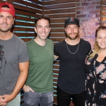 "Chris Lane Attempts to Sing ""Big, Big Plans"" to Chuck Wicks Dressed as His Fiancé, Talks Being So Nervous During His Proposal That He Stepped in Dog Poop, & MORE"