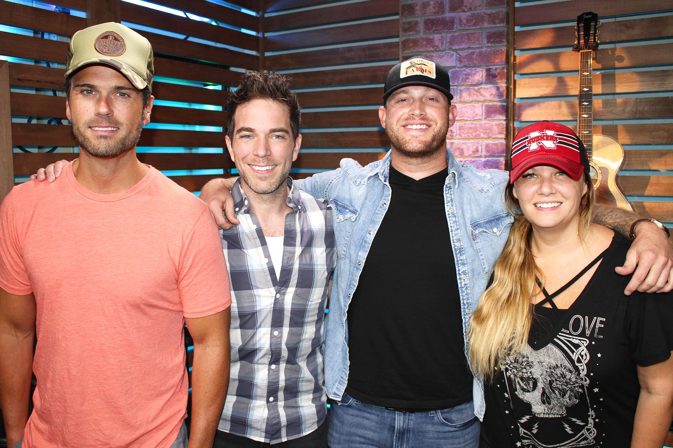 Jon Langston Takes on Our #CarryOrContribute Challenge, Explains How Rhett Akins Discovered Him By Sliding Into His DMs, How Luke Bryan Signed Him, & MORE