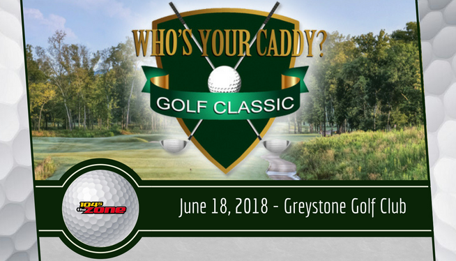 Who's Your Caddy Golf Classic 2018