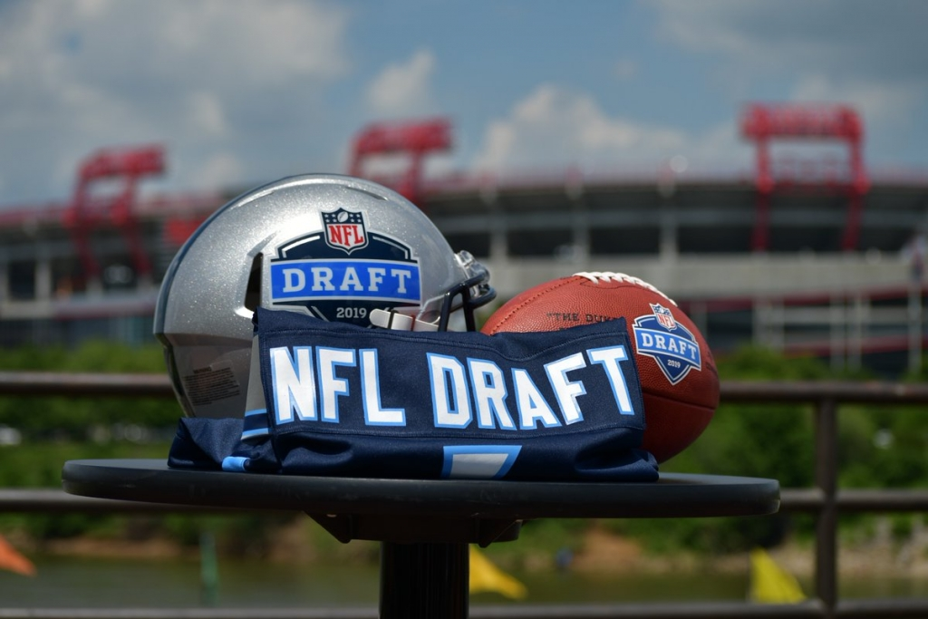 2019 NFL Draft Coming to NashvilleBlogsHeadlinesFree Apps104-5 The Zone LinksMore LinksConnect