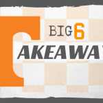 B6B: Big 6 Takeaways from UT vs. Chattanooga