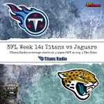 Titans Back in Primetime for Thursday Night Football