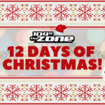 104-5 The Zone's 12 Days of Christmas