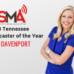 3HL's Dawn Davenport Wins Co-Sportscaster of the Year Award