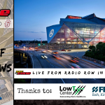 104-5 The Zone is going to Atlanta for Radio Row!