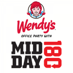 Win a Wendy's Office Party with Midday 180!