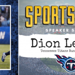 Titans RB Dion Lewis to Speak at the 10th Annual SportsFest!