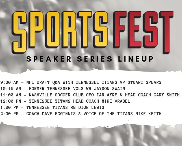 473db9afd49 The Busy Bee HVAC Speaker Series Lineup for the 10th Annual SportsFest