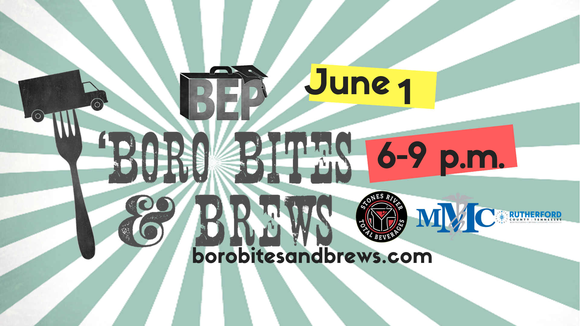 Win Tickets to the Boro Bites & Brews Festival!
