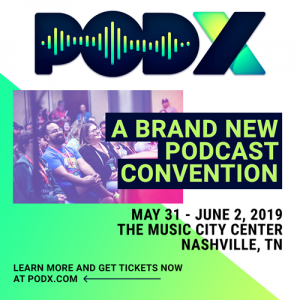 Win 3 Day GA Tickets to PodX