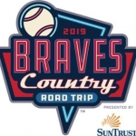 Atlanta Braves to visit Nashville's Music City Walk of Fame Park and Crazy Town Friday, May 24th