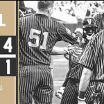Vandy Boys Clinch CWS Title, Again – But this Time, It's Bigger than Baseball