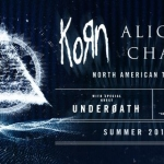 Enter to Win Korn + Alice In Chains Tickets!
