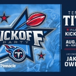 Road Closure Information for Titans Kickoff Party at Nissan Stadium
