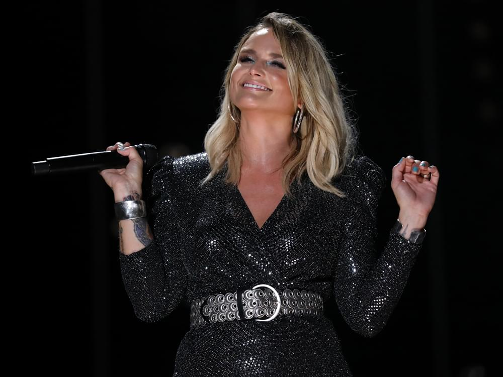 "Miranda Lambert Announces Release Date for New Album, ""Wildcard"" [+Listen to New Song ""Bluebird""]"