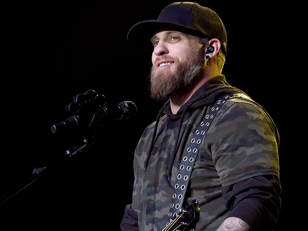 "With New Tour, Album & Baby on the Way, Brantley Gilbert Says ""Busy Beats Bored"""