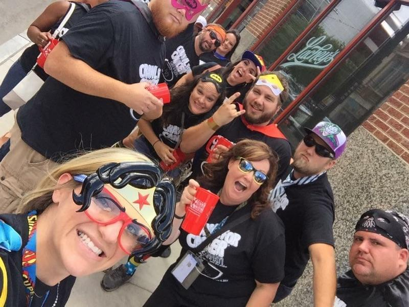 August 4, 2018 Crawl for Cancer Register NOW!
