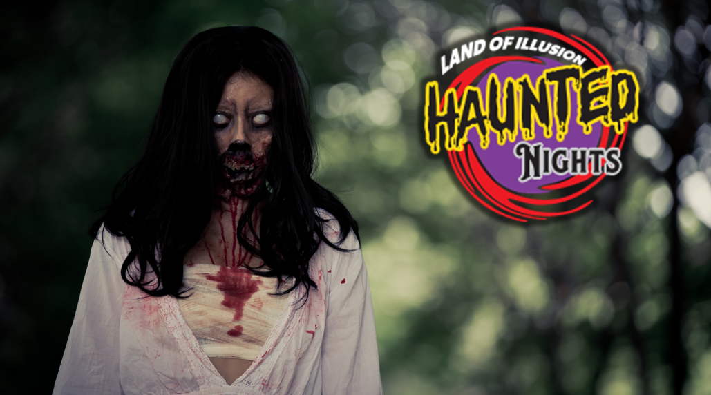 6 horrifying Haunts including Zombie Patrol & PHOBIA