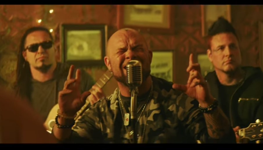 FFDP – Blue on Black Video