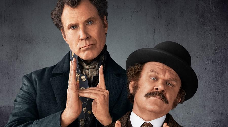 Win a Sony PS4 from HOLMES & WATSON