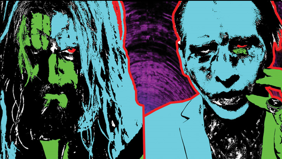 96ROCK Welcomes Rob Zombie & Marilyn Manson