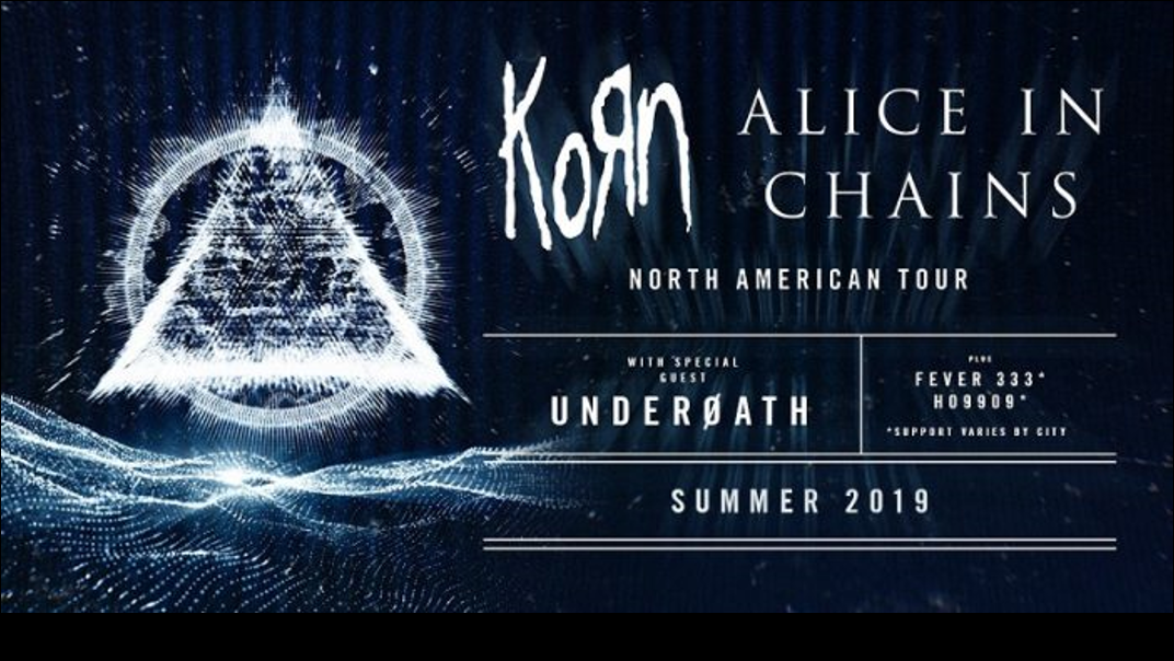 96ROCK Welcomes Korn & Alice In Chains