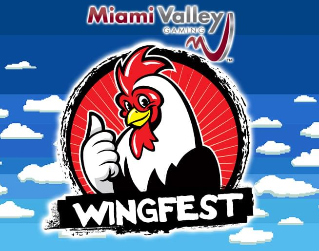 Wings & a Free Classic Rock Concert!  Saturday, July 28th at Miami Valley Gaming.